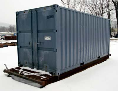 For Sale or Rent - Shipping Container