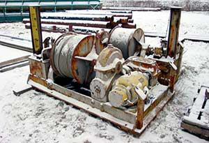 For Sale - Winches